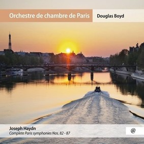 Douglas Boyd - Haydn: Complete Paris Symphonies Nos. 82-87