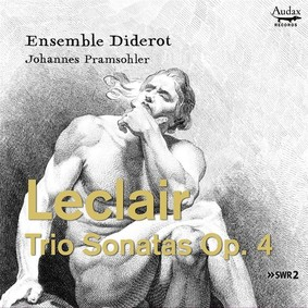 Ensemble Diderot - Leclair: Trio Sonatas Op. 4
