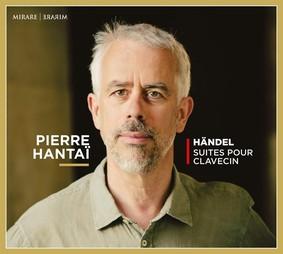 Pierre Hantaï - Handel: Suites Pour Clavecin