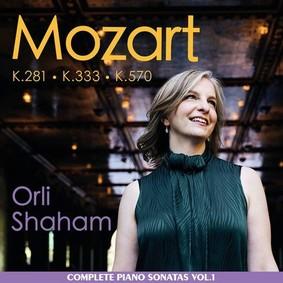 Orli Shaham - Mozart: Piano Sonatas. Volume 1
