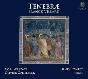 Olivier Opdebeek - Villard: Tenebrae