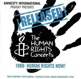 Various Artists - Released !The Human Rights Concerts (1988 Human Rights Now!)