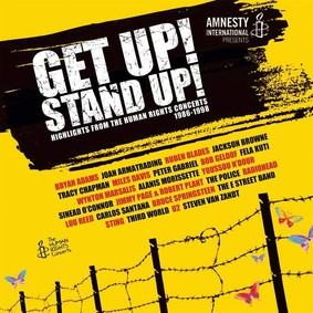 Various Artists - Get Up! Stand Up! (Highlights From The Human Rights Concerts 1986-1998)