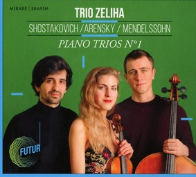 Trio Zeliha - Piano Trios No.1