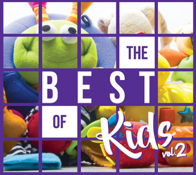 Various Artists - The Best Of Kids. Volume 2