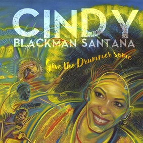 Cindy Blackman - Give The Drummer Some