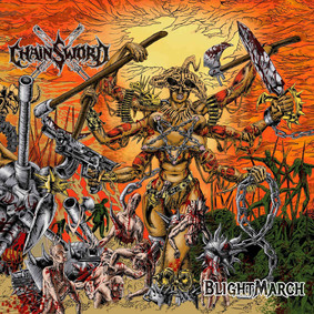 Chainsword - Blightmarch