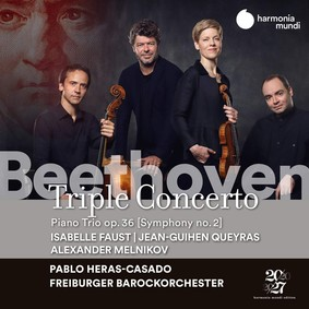 Various Artists - Beethoven: Triple Concerto With Piano Trio Op. 36