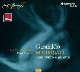 Paul Agnew, Les Arts Florissants - Gesualdo: Madrigali