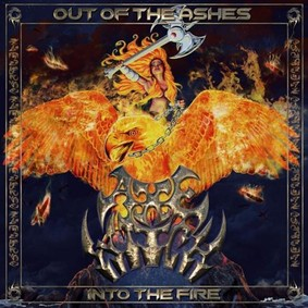 Axewitch - Out Of The Ashes Into The Fire