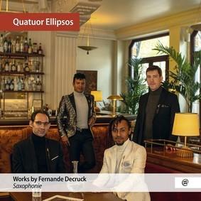 Quatuor Ellipsos - Saxophonie