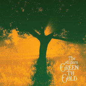 Antlers - Green To Gold