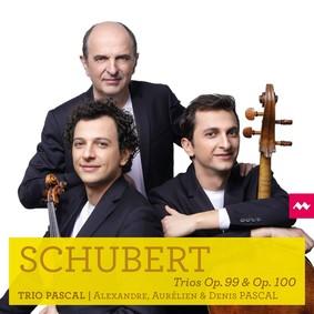 Trio Pascal - Schubert: Trios Op 99 & 100