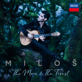 Milos - The Moon & The Forrest