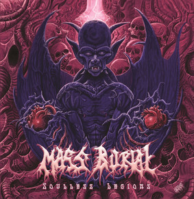 Mass Burial - Soulless Legions