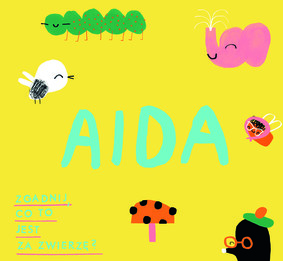Aida - Zgadnij co to za zwierzę?