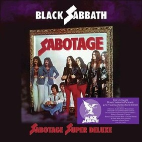 Black Sabbath - Sabotage (Super Deluxe Box Set)