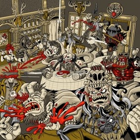 Gwar - The Disc With No Name [EP]