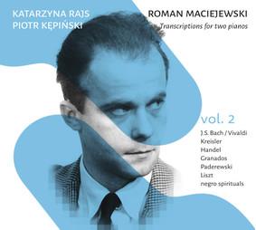 Katarzyna Rajs, Piotr Kępiński - Transkrypcje na dwa fortepiany vol. 2