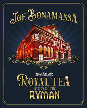 Joe Bonamassa - Now Serving: Royal Tea Live From The Ryman [DVD]