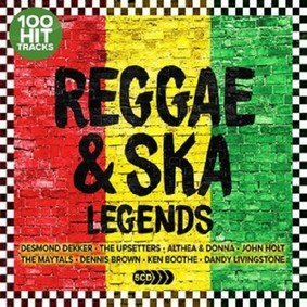 Various Artists - Ultimate Reggae & Ska Legends