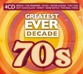 Various Artists - Greatest Ever Decades: 70s