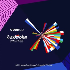 Various Artists - Eurovision Song Contest 2021