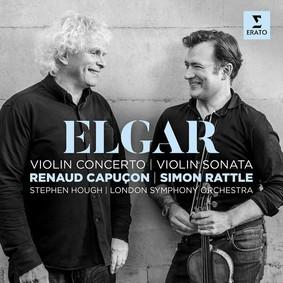 Renaud Capuçon, Simon Rattle, Stephen Hough - Elgar: Violin Concerto, Violin Sonata
