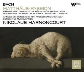 Nikolaus Harnoncourt - Bach: Matthauspassion (Das Alte Werk)