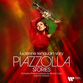 Lucienne Renaudin Vary - Piazzolla Stories