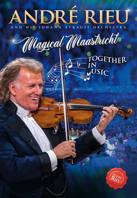 André Rieu - Magical Maastricht [DVD]