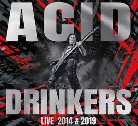 Acid Drinkers - Pol'And'Rock 2019 / Przystanek Woodstock 2014