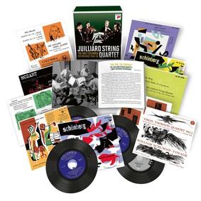 Juilliard String Quartet - The Early Columbia Recordings