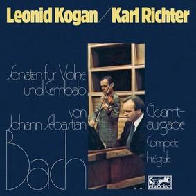 Leonid Kogan, Karl Richter - Bach: Violin Sonatas / Sonaten für Violine & Cembalo, BWV 1014-1019