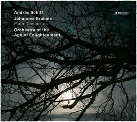 Andras Schiff - Brahms: Piano Concertos