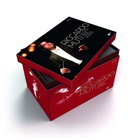 Riccardo Muti - 80th Birthday: The Complete Warner Symphonic Recordings