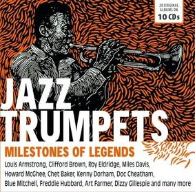 Various Artists - Jazz Trumpets. Milestones Of Legends