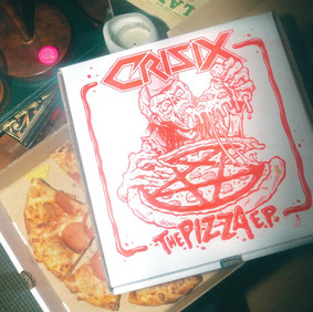 Crisix - The Pizza EP [EP]