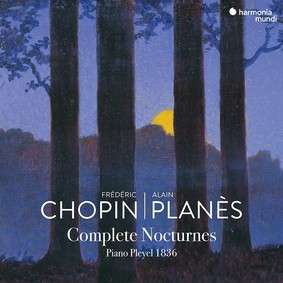 Frederic Alain - Chopin: Complete Nocturnes Planes