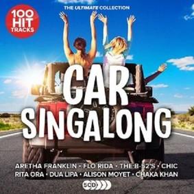 Various Artists - Ultimate Car Sing-A-Long