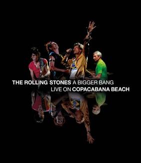 The Rolling Stones - A Bigger Bang. Live On Copacabana Beach [Blu-ray]