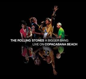 The Rolling Stones - A Bigger Bang. Live in Copacabana Beach