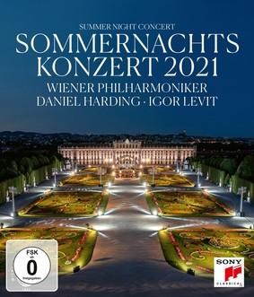 Daniel Harding, Wiener Philharmoniker - Sommernachtskonzert 2021 / Summer Night Concert 2021 [Blu-ray]