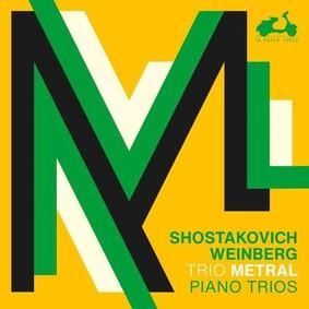 Dmitri Shostakovich - Shostakovich, Weinberg 3 Piano Trios, Trio Metral