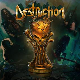 Destruction - Live Attack [Blu-ray]