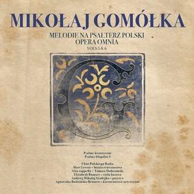 Chór Polskiego Radia - Melodie na Psałterz Polski. Volume 5-6
