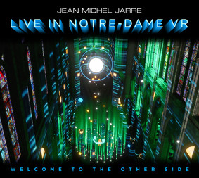 Jean-Michel Jarre - Welcome To The Other Side [Blu-ray]