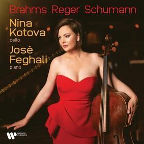 Nina Kotova, José Feghali - Brahms, Reger, Schumann