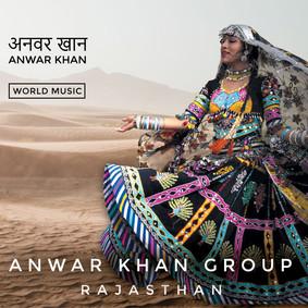 Anwar Khan Group - World Music - Rajasthan