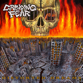 Grinding Fear - Distorted Dreams
